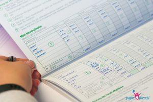 Übersicht Haushaltbuch