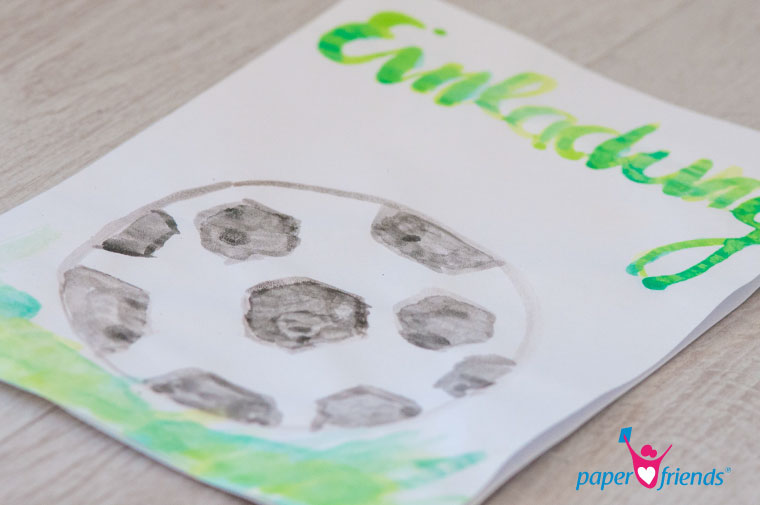 Einladungskarten Kindergeburtstag Paper Friends Blog