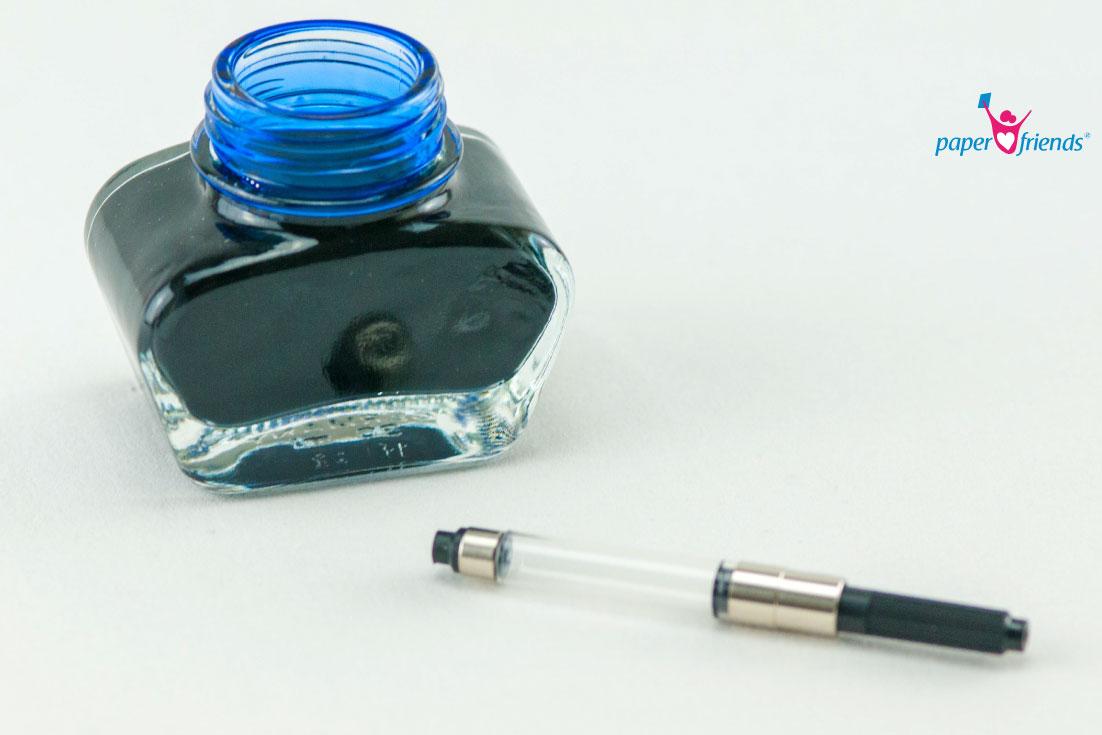 Konverter für Füller mit Tintenfaß
