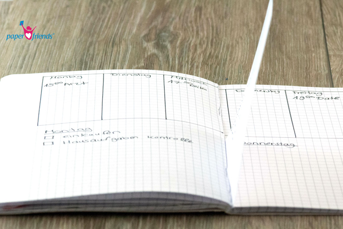 Dutch door im Kalender