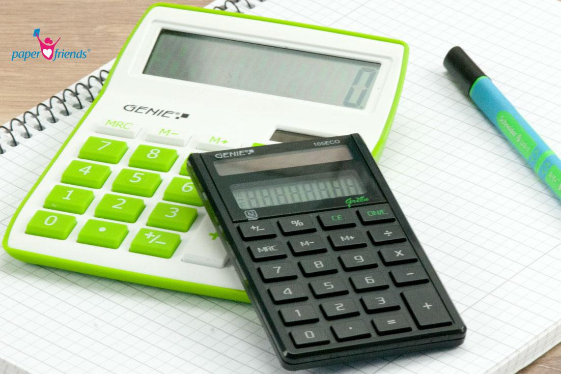 Tisch- und Taschenrechner